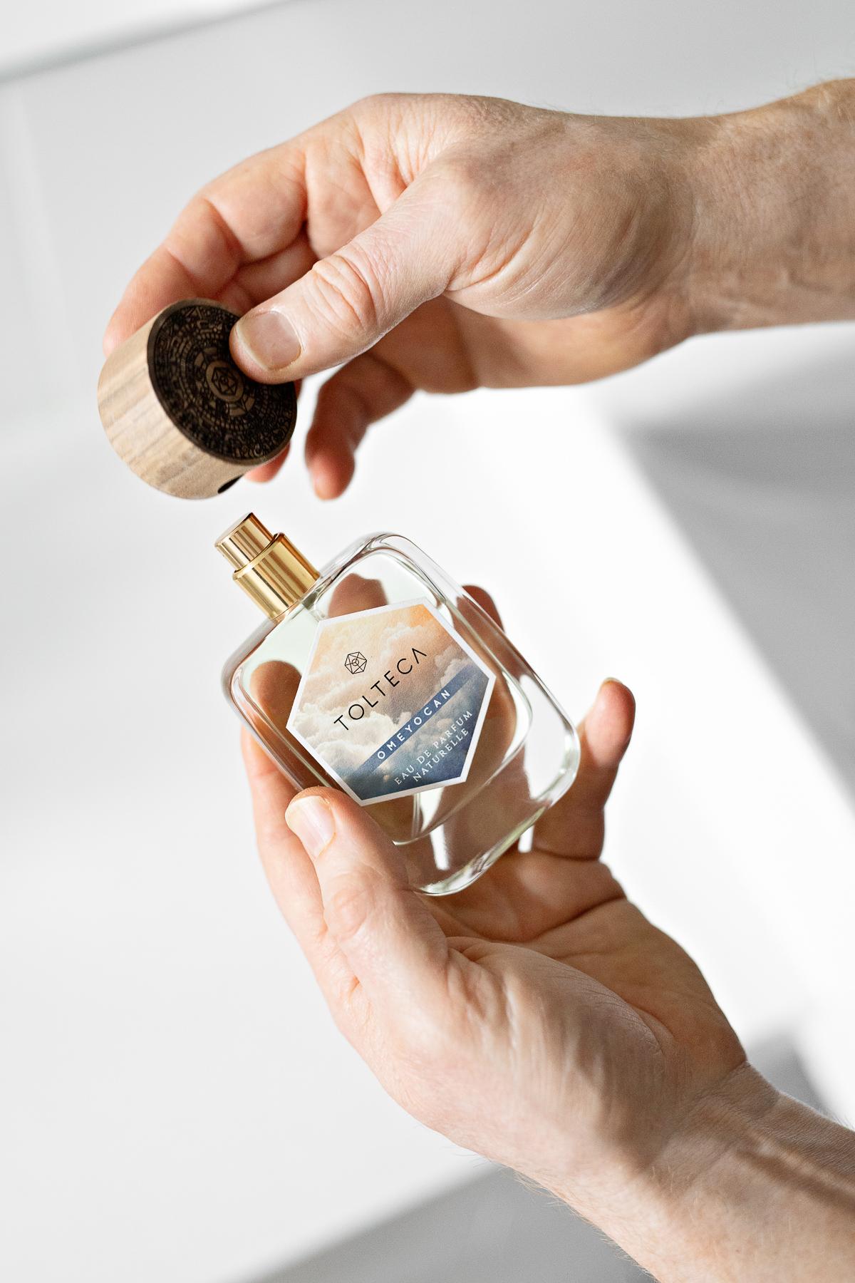 Omeyocan parfum naturel masculin